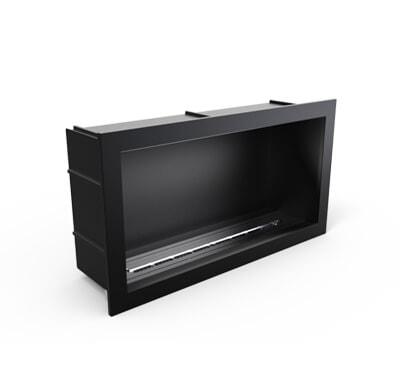 Icon Slimline Firebox 1100