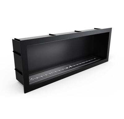 Icon Slimline Firebox 1650
