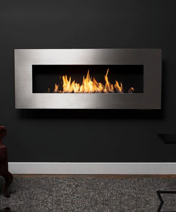 Icon Nero 1450 Wall Fireplace 01