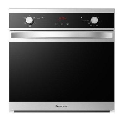 Ovans Black Krystal Oven 60cm