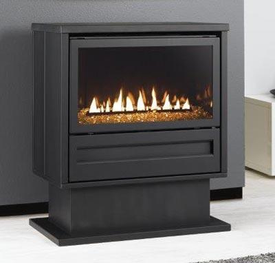 Single Burner Freestanding