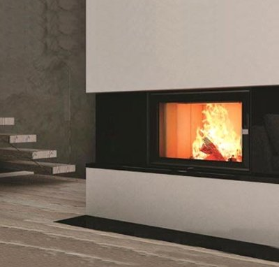 Wood Heating Designer Built In Fireplaces And Wood
