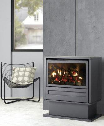 706 Free Standing Charcoal