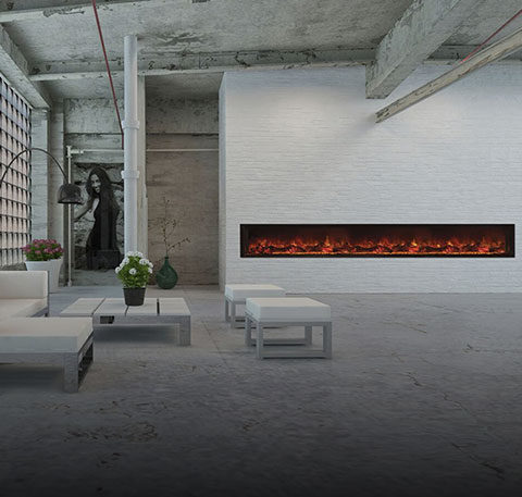 Modern Flame Electric Fire